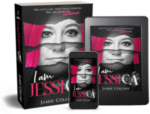 I am Jessica: A Survivor's Powerful Story of Healing and Hope book cover